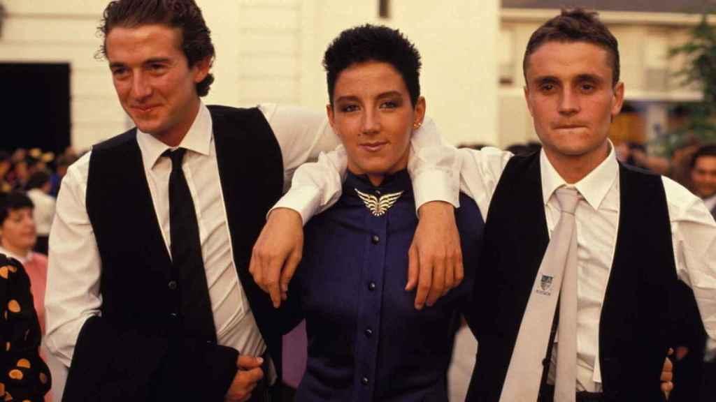 El grupo Mecano fue uno de los conjuntos musicales más exitosos.