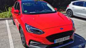 ford focus active 2019 1