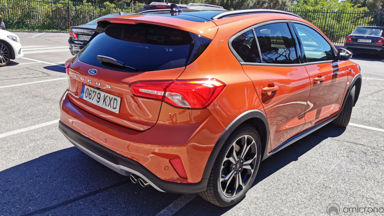 ford focus active 2019 9
