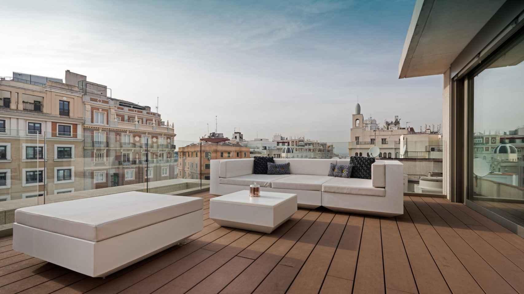 La impresionante casa de Ana Torroja, en imágenes.