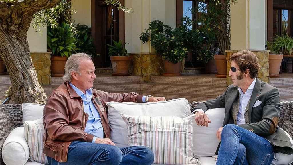 Juan José Padilla se ha sincerado con Bertín Osborne.