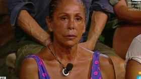 Isabel Pantoja finalmente reconoció que alguien le había dado la lata de chopped.