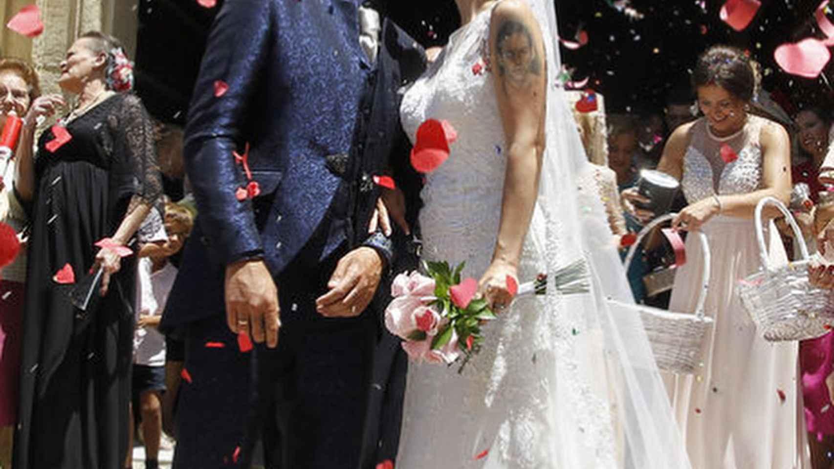 Una boda sencilla