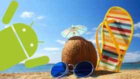 Cómo preparar tu teléfono Android para tus vacaciones