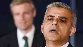El laborista Sadiq Khan, nuevo alcalde de Londres.