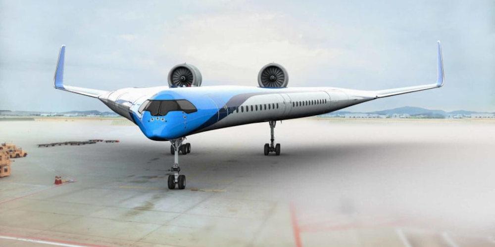 avion klm v 1