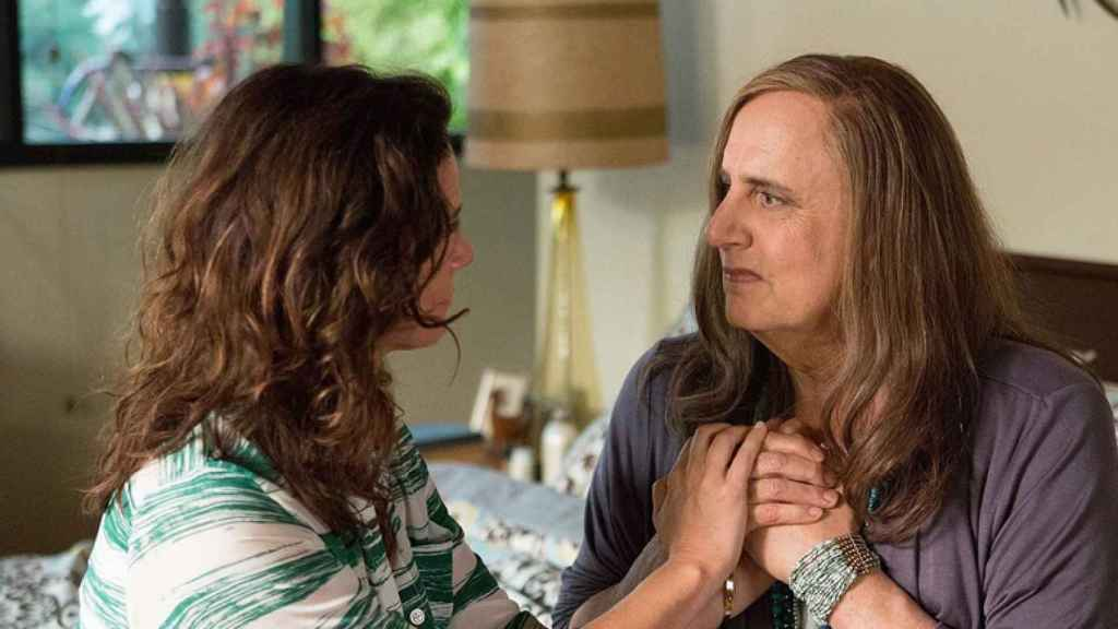 Jeffrey Tambor es Maura Pfefferman en 'Transparent'