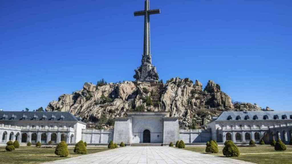 Valle de los Caídos./