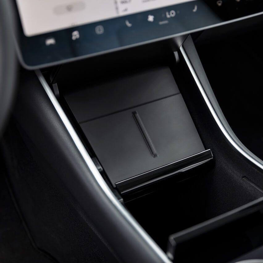 Cargador inalámbrico para móviles Tesla 1