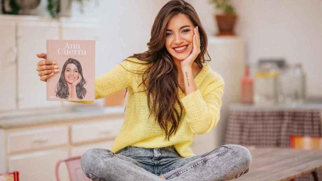 Ana Guerra en una imagen de archivo.