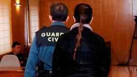 Juicio contra la madre y el novio de Sara, niña de 4 años asesinada, en la Audiencia de Valladolid.
