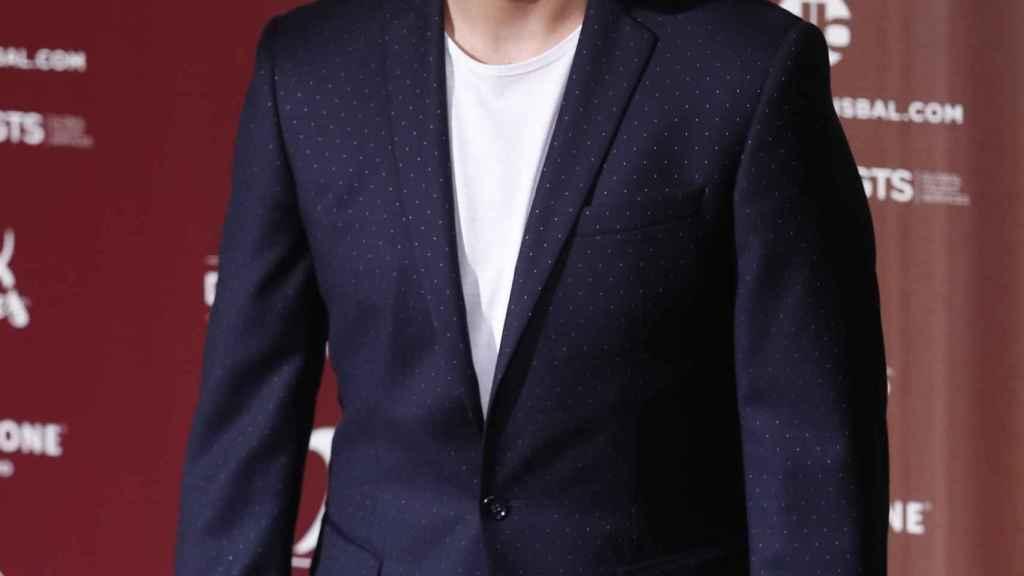 Alfres García en concierto de David Bisbal