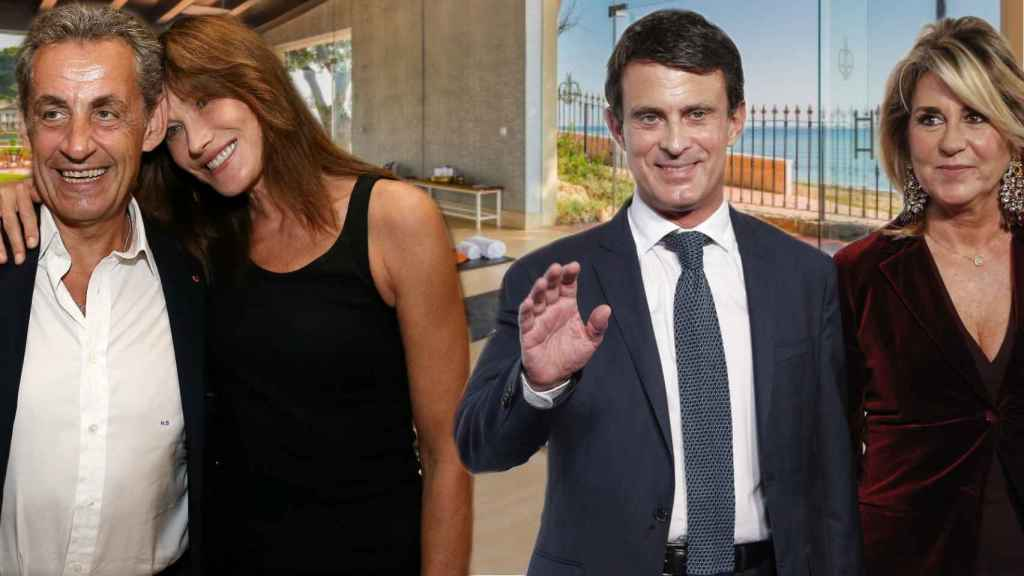Nicolas Sarcozy y Carla Bruni coincidirán con Manuel Valls y Susana Gallardo este sábado.