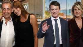 La exclusiva fiesta privada que reunirá a Carla Bruni y Sarkozy con Manuel Valls y Susana Gallardo
