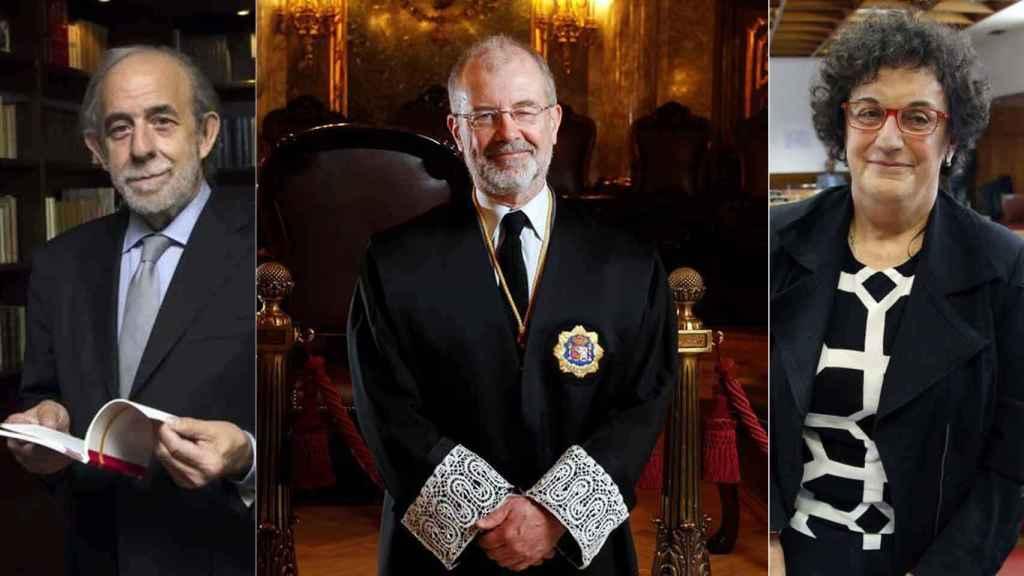 Valdés, Xiol y Balaguer./