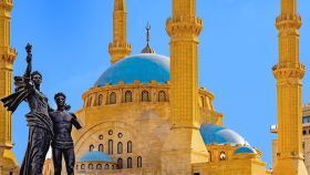 Catedral de Líbano.