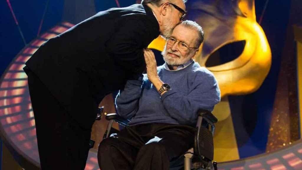 Muere Chicho Ibáñez Serrador, el padre del 'Un, dos, tres',  a los 83 años