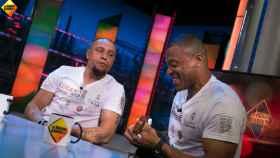 Roberto Carlos y Julio Baptista, este jueves en 'El Hormiguero' de Antena 3