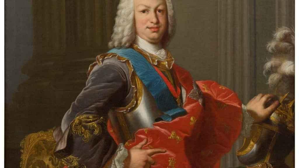 Fernando VI, rey de España.