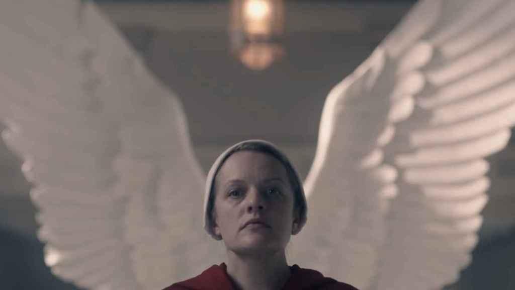 Fotograma de 'El cuento de la criada'.