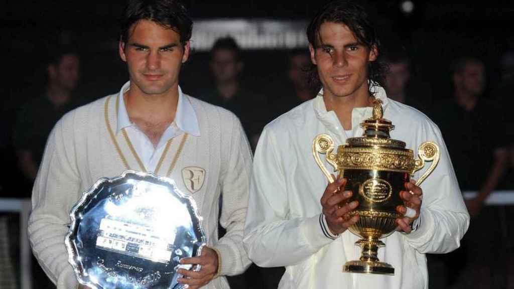 Rafael Nadal gana Wimbledon 2008