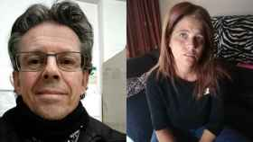 José y Montse, dos afectados por la venta de viviendas de protección oficial a fondos buitre.