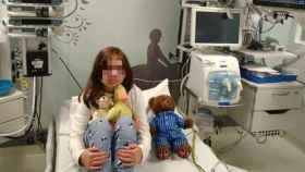 Paloma Fakoa, niña fallecida por cáncer.