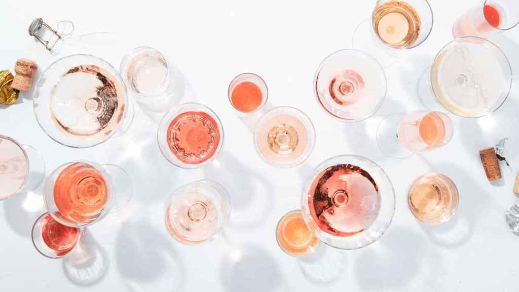 El color del rosado responde a los gustos del momento.