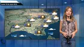 El tiempo: pronóstico para el lunes 10 de junio