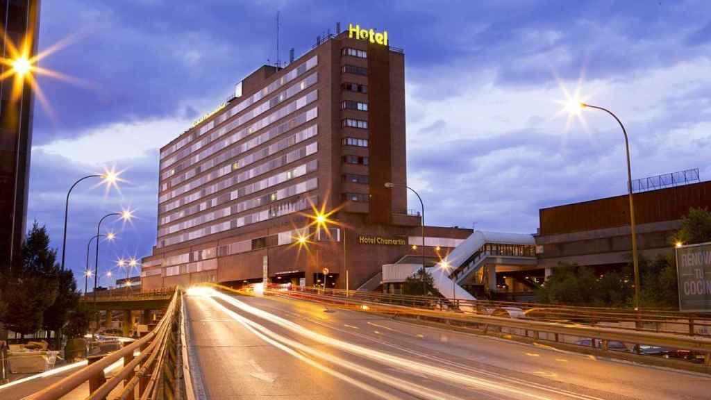 Hotel Chamartín en una imagen de archivo.