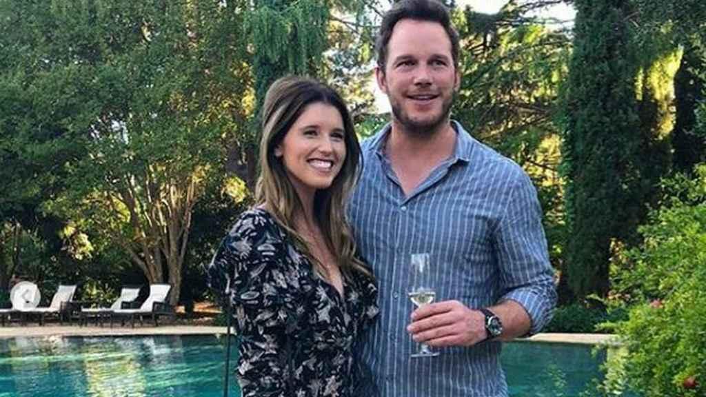Katherine y Chris han celebrado una boda emotiva, rodeados de sus familiares y amigos más cercanos.