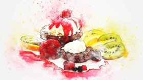 Dibujos de comida: Te comerás con los ojos todas estas pinturas e ilustraciones
