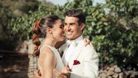 Candela Serrat y Daniel Muriel ya se han dado el 'sí, quiero'.