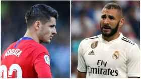 De Morata a Benzema: los 11 futbolistas de La Liga a los que han robado mientras jugaban