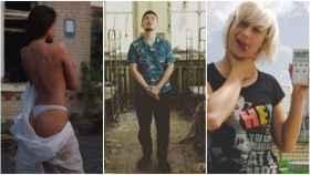 Algunas de las fotografías subidas a Instagram que han suscitado la polémica