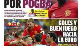 Portada diario MARCA (11/06/2019)