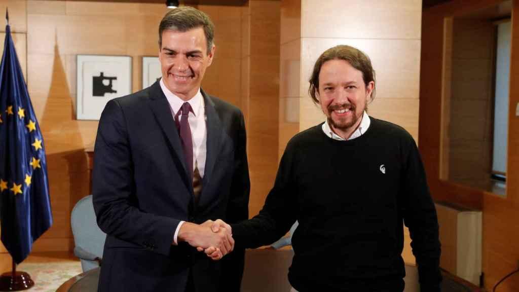 Pedro Sánchez debe sumar los apoyos para mantenerse en la Moncloa.