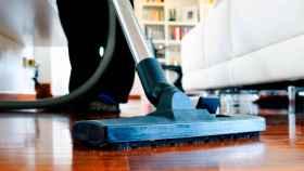 Imagen de archivo de una empleada del hogar.