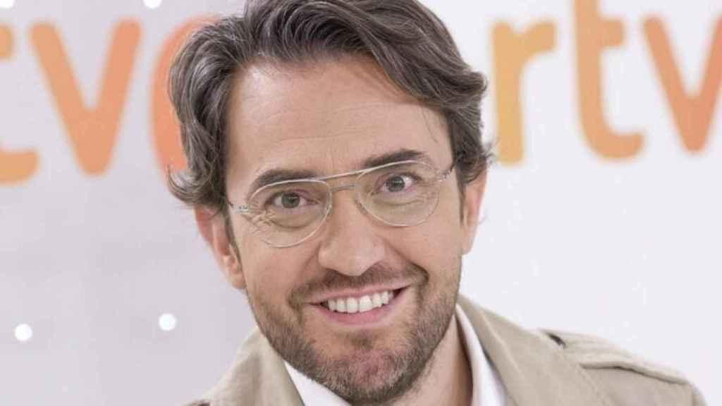 Maxim Huerta en TVE