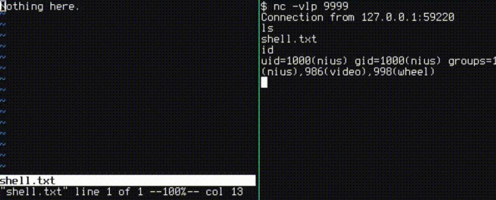 linux bug 1