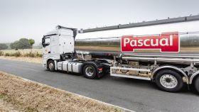 Camión de Pascual.