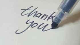 Pautas para realizar una carta de agradecimiento