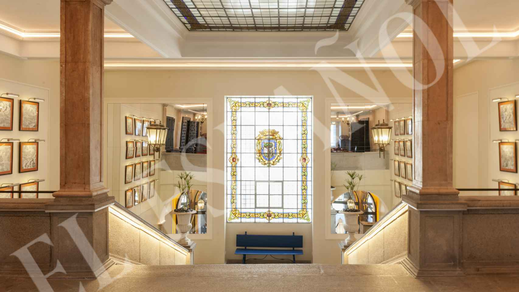 El nuevo hotel de lujo de Cristiano Ronaldo en Madrid, en imágenes