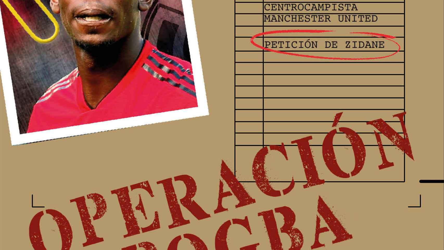 La portada de El Bernabéu (11/06/2019)