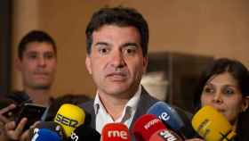 Sergi Sabrià, presidente de ERC en el Parlament.