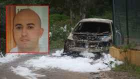 Anuar Mohamed, alias 'Grana', ha huido tras ser condenado a 11 años de cárcel por matar a un hombre y luego quemar su cadáver dentro de un coche en Ceuta.