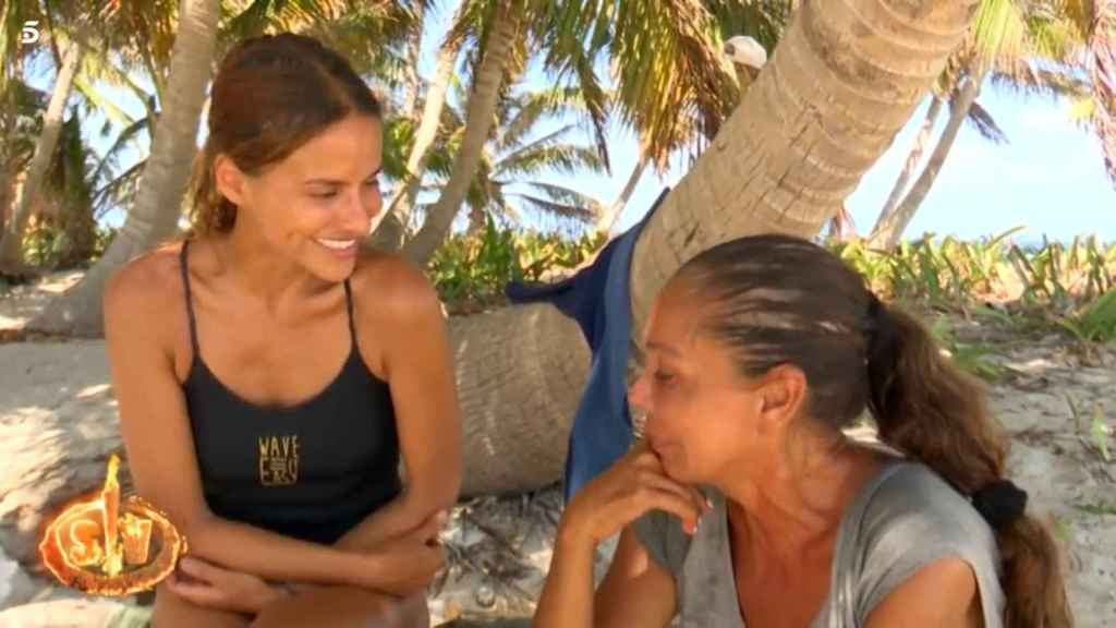 isabel Pantoja se sincera con Mónica Hoyos