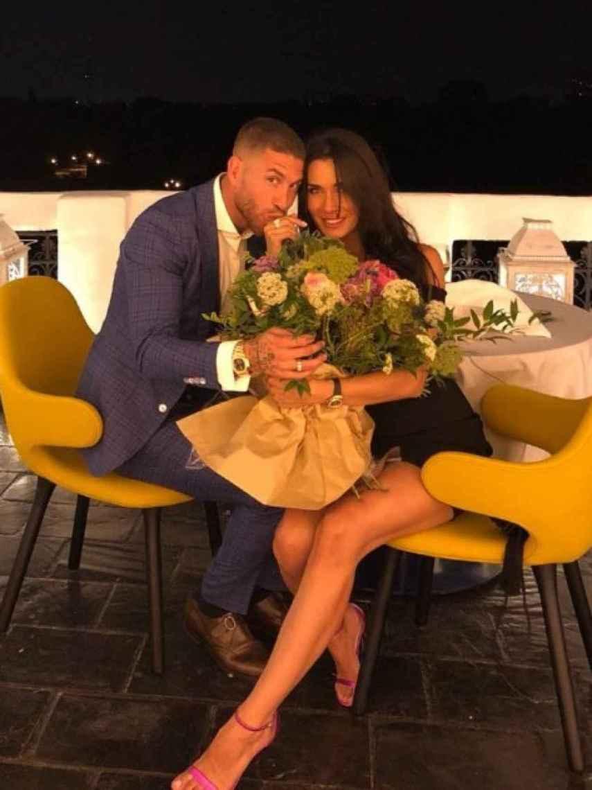La noche del 17 de julio de 2018 en la que Sergio Ramos pidió matrimonio a Pilar Rubio.