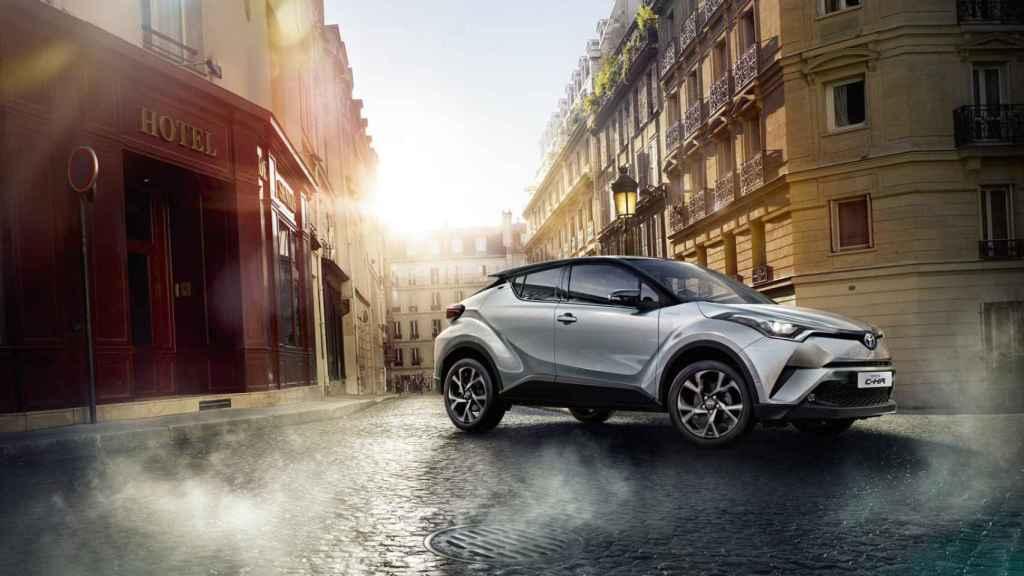 El Toyota C-HR HSD ha sido el híbrido más vendido en España en 2019