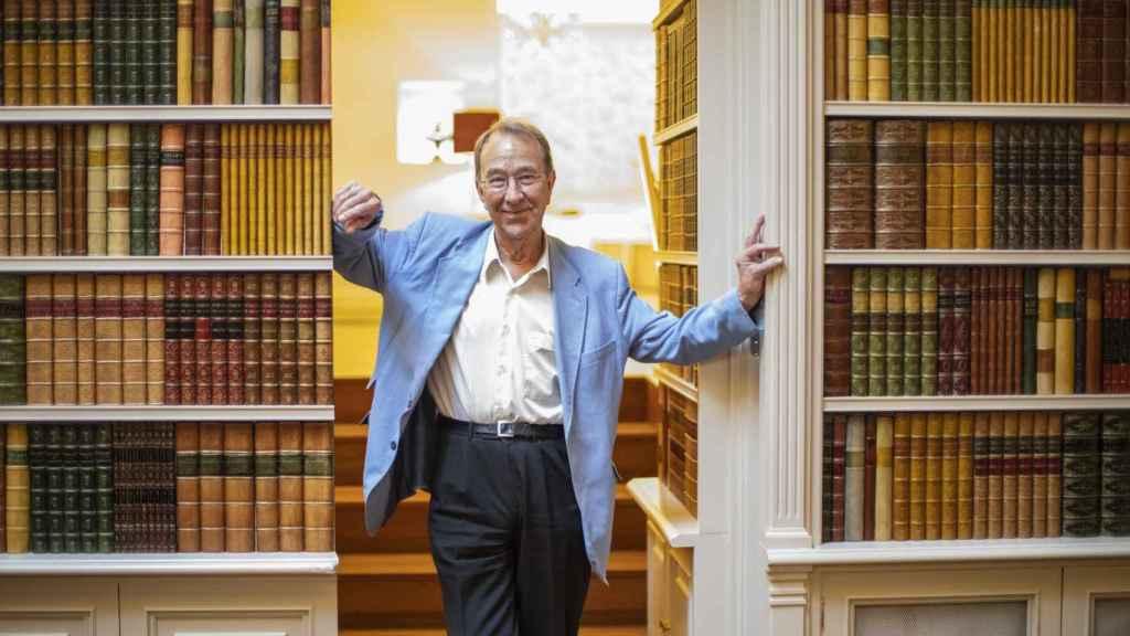Ian Kershaw es el autor de 'Hitler', la monumental biografía sobre el führer.